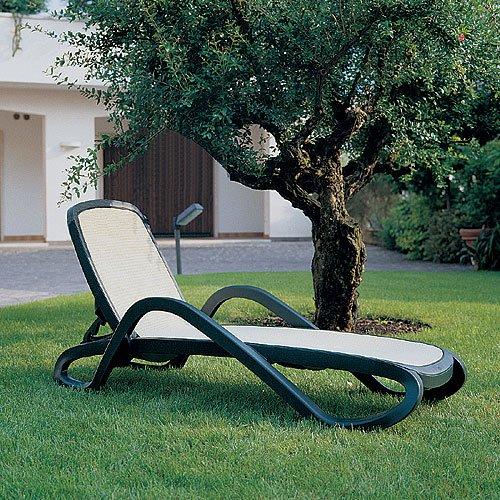 BEST 18410030 Stapelliege Alfa, grün/natur