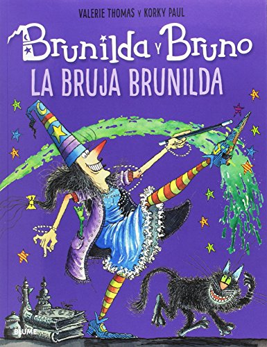 Brunilda y Bruno. La bruja Brunilda por Valerie Thomas