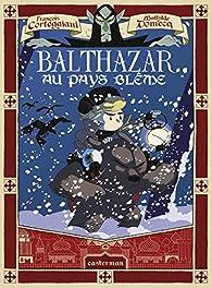 Balthazar au pays blême par Mathilde Domecq