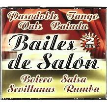 Bailes De Salon (Tangos- Vals- Balada)