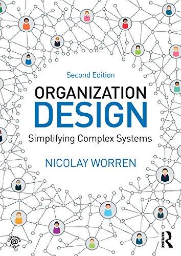 Organization Design: Simplifying complex systems (English Edition)