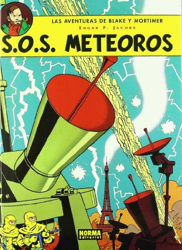 SOS meteoros Cover Image