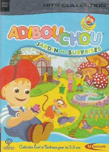 Adiboud'chou : jardin des surprises - hits collection