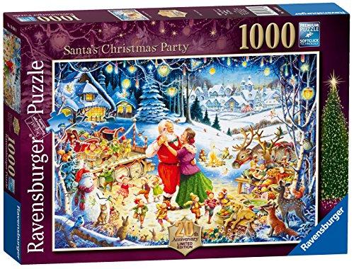 Ravensburger Babbo Natale, festa di Natale, 2016edizione limitata di puzzle da  pezzi