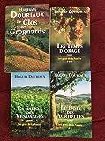 les gens de la paul?e en 3 volumes la saison des vendanges le bois des auriottes les temps d orage