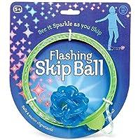 Tobar 17972 Flashing Skip Ball Assorted Colors