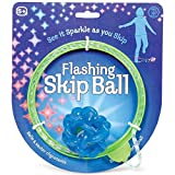 Blinkender Springball / Flashing skip ball