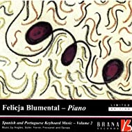 Spanish & Portugese Keyboard Music - Volume 2