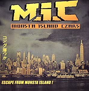 Escape From Monster Island