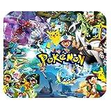 Custom Standard Rectangle Gaming Mousepad - Pokemon Mouse Pad WRM-1535