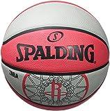 Spalding Ball NBA Team Houston Rockets 83-171Z, rot/weiß, 7, 3001529018917