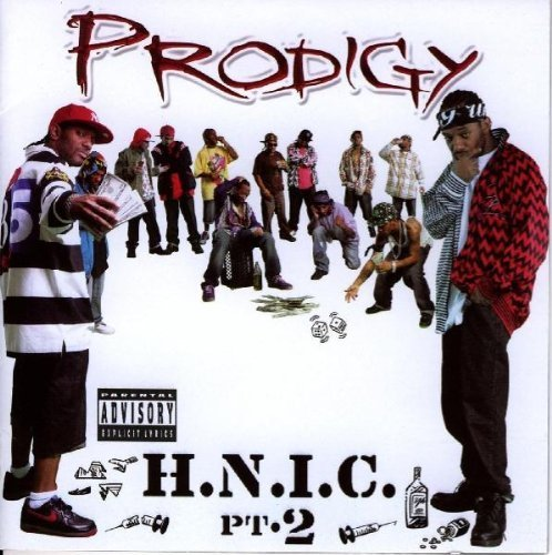 H.N.I.C., Pt. 2 by Prodigy (2008) Audio CD