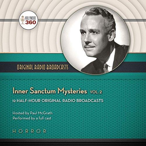 Inner Sanctum Mysteries, Volume 2  Audiolibri