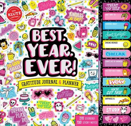 Best. Year. Ever! (Klutz) por Eva Steele-Staccio