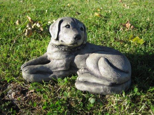 Labrador Garten Figur    Weitere Gartendekorationen in meinem shop.>>Klicken Sie auf die blauen Neilstonecraft link