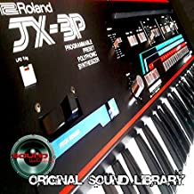 For Roland jx3p – The King of Analog sequen cers – Large Unique Original 24bit Wave