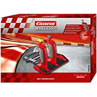 42013 Carrera Digital 143 2.4GHz Wireless+ Set with 2 Speed Controllers
