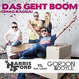Das geht Boom (Shag Ragga) (feat. Lisah) (Extended Mix)