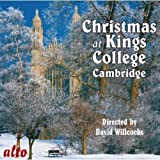 Christmas at King College Cambridge. Willcocks