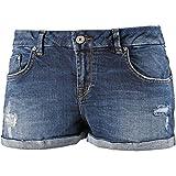 LTB Damen Jeansshorts blau M