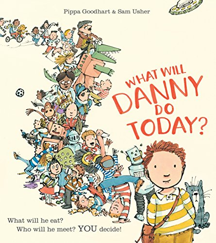 What Will Danny Do Today?