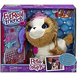 Furreal Friends Pets with Groom-n-Style Princess Pup Set