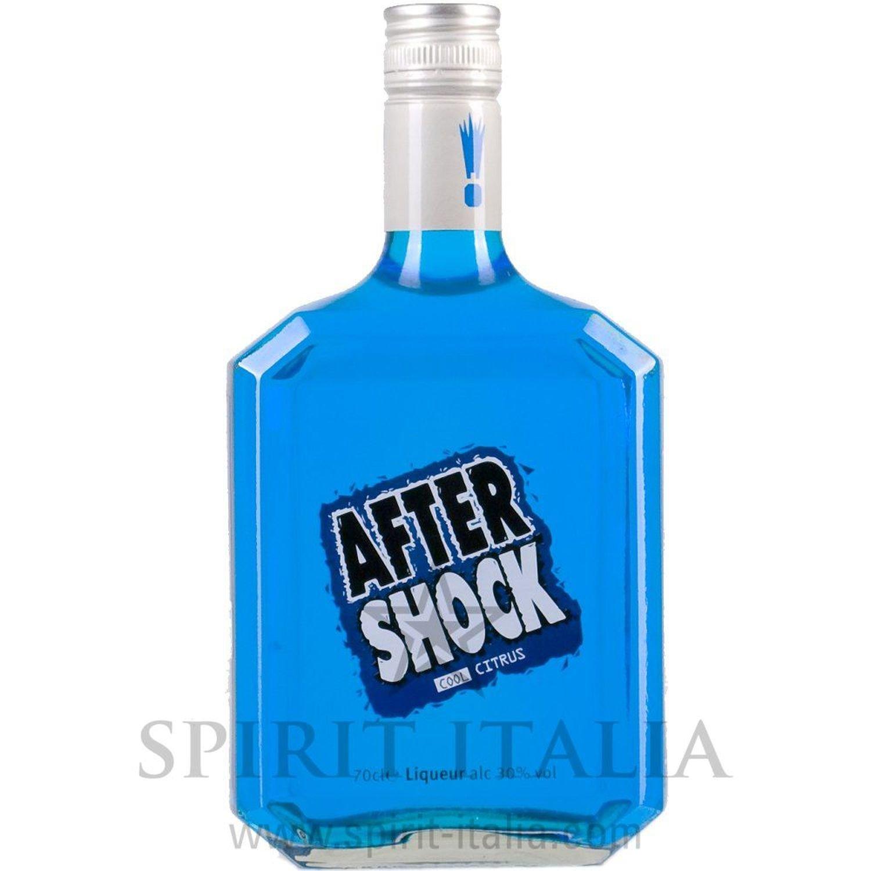 After Shock Blue 30,00 % 0.7 l.