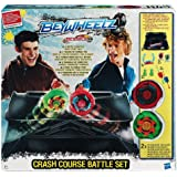Hasbro - 373641860 - Figurine - Beyblade Beyweelz - Crash Course Set