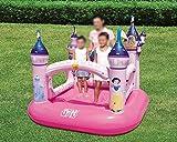 xueyan& Aufblasbare Indoor Trampolin, Junge Freizeitpark Spielzeug Haus Babyausstattung, Disney...