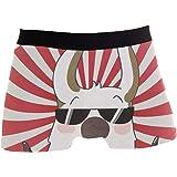 Nigel S-XXL Mens Boxer Slip Boxer Intimo Comfort Cool Alpaca