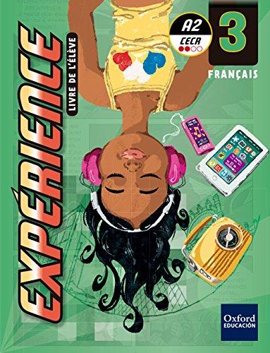 Expérience pack livre de l'élève + comic - 3º eso