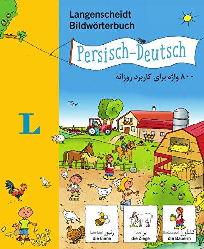 Langenscheidt Bildwörterbuch Persisch - Deutsch - für Kinder ab 3 Jahren (Bildwörterbücher)