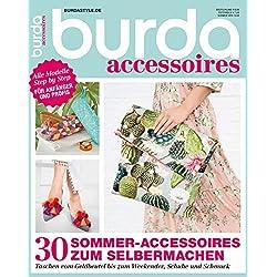 Burda accessoires 2018 Nähmagazin burda style