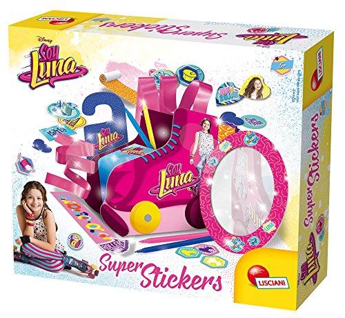 Unbekannt Lisciani Spiele 60481?Soy Luna Super Stickers Preisvergleich