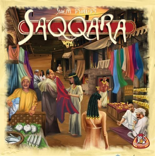 Saqqara by The Sales Partnership