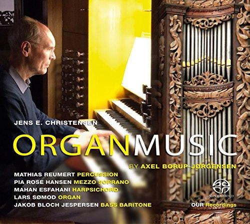 Borup-Jørgensen : Oeuvres pour Orgue