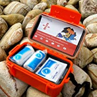 ZW 71304-O Outdoor Dry Box Koffer ABS Kunststoff Camping Survival preisvergleich bei billige-tabletten.eu