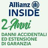 Allianz Inside, Il Valore della Copertura assicurativa Danni accidentali ed Estensione di Garanzia con validità di Due Anni p