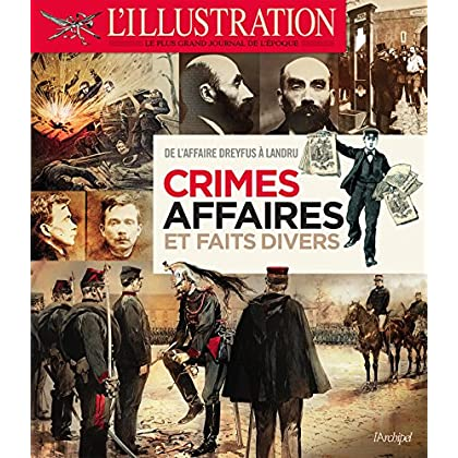 Crimes, affaires et faits divers