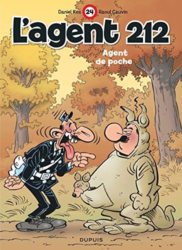 L'agent 212, tome 24 : Agent de poche