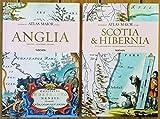 Atlas maior of 1665 : 2 volumes : Tome 1, Anglia ; Tome 2, Scotia & Hibernia