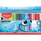 Maped Ocean - Pack de 24 rotuladores