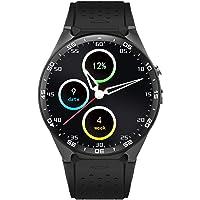 PRIXTON - Smartwatch Smartwatch Mann / Frau mit Android-Betriebssystem, SIM-Slot, GPS, Pulsmesser, RAM: 512 MB / ROM: 4…