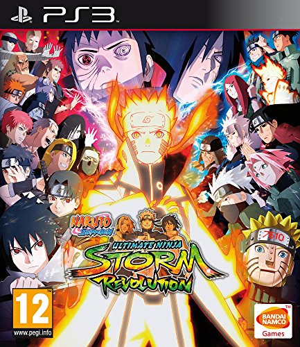 Sony - Naruto Shippuden : ultimate Ninja storm revolution Occasion [ PS3 ] - - Naruto Ps3 Ultimate Ninja