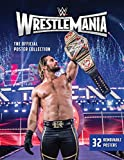 #9: WWE: WrestleMania: The Official Poster Collection