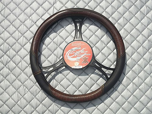 to-fit-a-perodua-rusa-car-steering-wheel-cover-swc-26-m-black-and-brown-leatherette