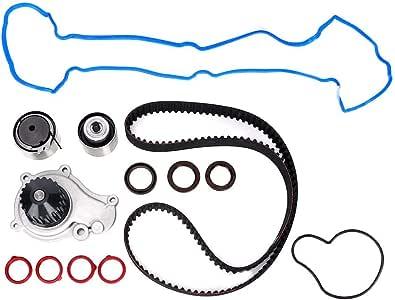 Hlyjoon 25136339079 Zahnriemen Wasserpumpe Kit Ventildeckeldichtung Set Auto Timing Tool Fit f/ür PT Cruiser Sebring Stratus SXT Wrangler Liberty
