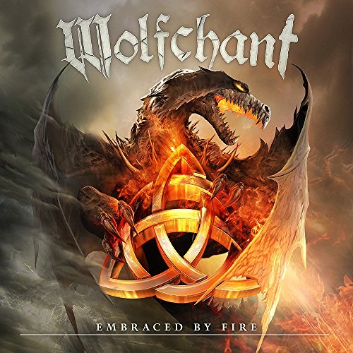 Embraced By Fire by Wolfchant (2014-08-03)