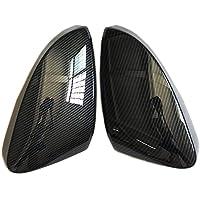 Per Renault TRAFIC 3 III 2015 UP ABS cromato specchietto retrovisore sinistro e destro 2 pezzi lucido guida sinistra