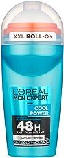 Loreal Men Expert Cool Power Anti-Perspirant Deo Deodorant Roll On rollon 50ml